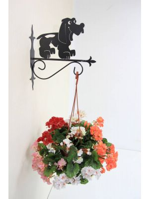 Stand (mount) for a pendant flower Dog 2